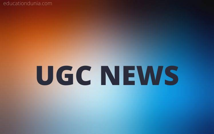 News And Latest Info. for UGC Admissions.