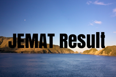 JEMAT Result 2021