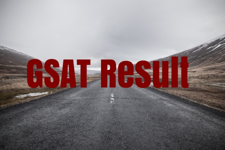 GSAT Results 2020 Score Card Rank List Merit List Cutoff